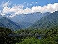 Chuo Expressway and Nakatagiri River.jpg