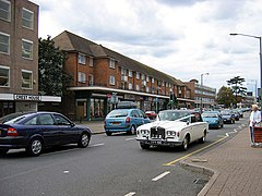 Church Road, Ashford, Middlesex - geograph.org.uk - 1528396.jpg