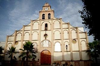 Alcalá del Valle - This is the Iglesia de Santa María del Valle  in Alcalá del Valle