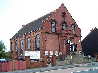 Pensnett - The Church of God of Prophecy