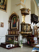 Church of Our Lady of the Snow in Lviv (interior 4).jpg
