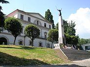 Cieszyn Monument 2