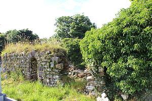 Killarga - 6th c. church of St Fearga