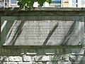 Cimetière d'Ivry (Plaque commémorant la Résistance).jpg