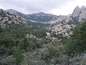 Peaks of La Pedriza