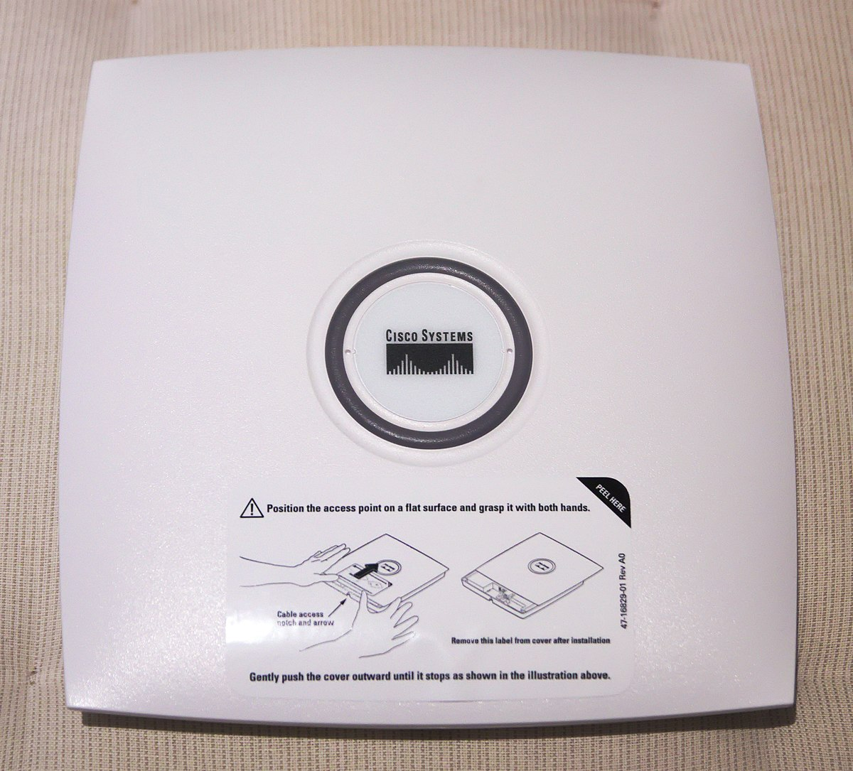 Wireless access point - Wikipedia