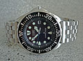 Citizen Promaster Eco-Drive BN0000-04H Diver's 300 m on a Watchadoo bracelet.jpg