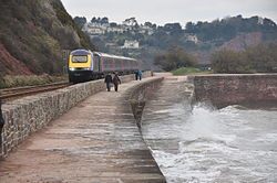 Class 43 on the sea wall at Teignmouth (0135).jpg