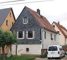 Claußnitz, Geburtshaus Daniel Gottlob Türk (Quelle: Wikimedia)