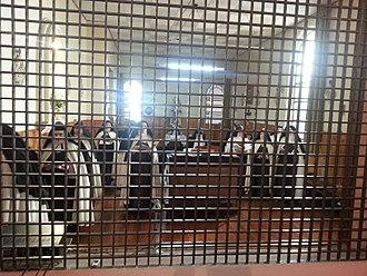 Enclosed religious orders - Enclosed Discalced Carmelite nuns