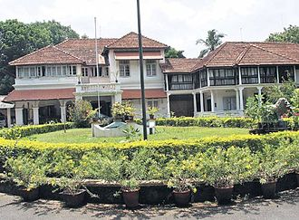 Cliff House (Kerala) - Frontage of Cliff House