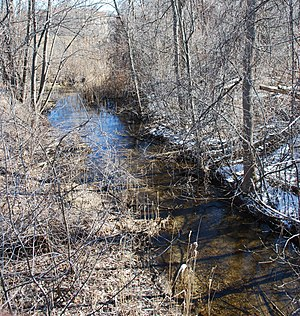 National Register of Historic Places listings in Macomb County, Michigan - Image: Clinton Kalamazoo Canal