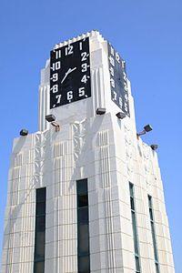 Clock Tower Building, Santa Monica