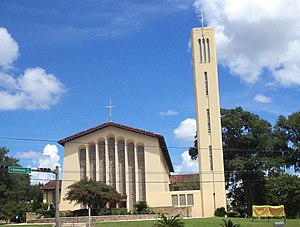 Roman Catholic Diocese of Pensacola–Tallahassee - Co-Cathedral of Saint Thomas More in Tallahassee