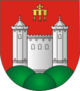 Coat of Arms of Čašniki, Belarus.png