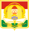 Official seal of Dushanbe