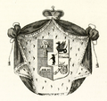 Coat of Arms of Prozorovskie family (1798).png