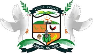 Vihiga County - Image: Coat of Arms of Vihiga County