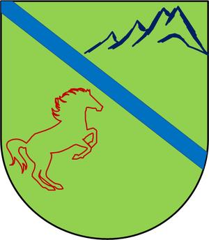 Fès-Boulemane - Image: Coat of arms of Fes Boulmane