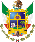 Coat of arms of Queretaro.svg