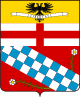 Coat of arms of the House of Cybo-Malaspina.svg