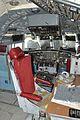 Cockpit of C-133A Cargomaster (56-1999 - N199AB) (30278206052).jpg