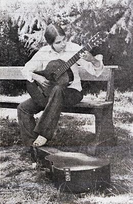 musique de guitare classique