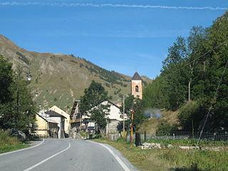 Maddalena Pass mountain pass