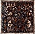Collectie NMvWereldculturen, RV-847-92, Batikpatroon, 'Semen joli', voor 1891.jpg