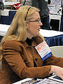 Colleen Doran at WonderCon 2010 2.JPG