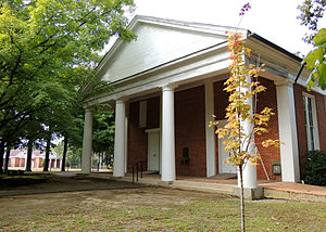 College Hill Presbyterian Church - Image: College Church