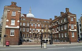 College of Arms, London 19 June 2013.JPG
