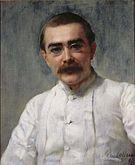 Rudyard Kipling -  Bild