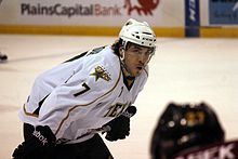 Description de l'image Colton Sceviour - Texas Stars.jpg.