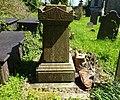 Columns grave at Eglwys Llangadwaladr church, Ynys Mon (Anglesey), Cymru (Wales) 49.jpg