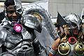 Comic Con 2013 - Cyborg and Hawkgirl (9336007294).jpg