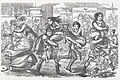 Comic History of Rome p 010 The Romans walking off with the Sabine Women.jpg