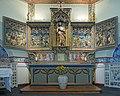 Commanderie Saint-Jean - chapelle - intérieur - retable ouvert (Colmar).jpg