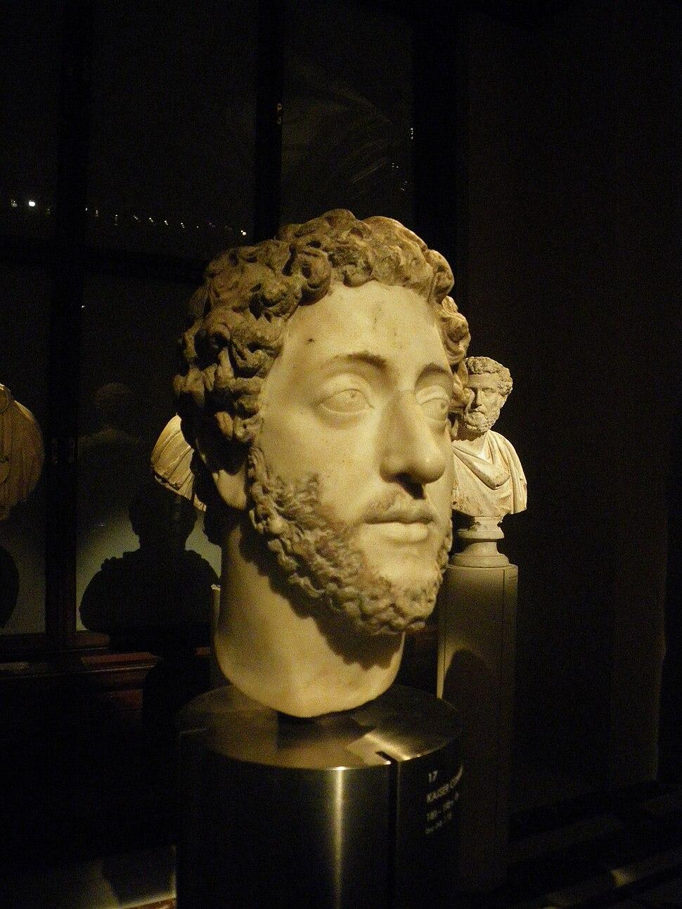 Commodus, Kunsthistorisches Museum Vienna - 20100226