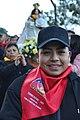 Con la Virgen del Quinche (Ecuador) en Torreciudad 2017 - 006 (38503944551).jpg