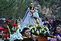 Con la Virgen del Quinche (Ecuador) en Torreciudad 2017 - 009 (38471764502).jpg