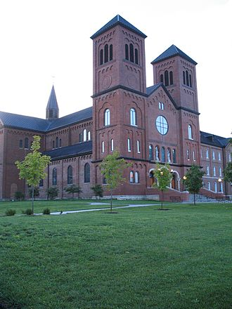 Conception Abbey - Conception Abbey in 2006