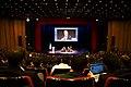 Conférence-débat de Jean-Yves Le Drian, ministre de la Défense, et John Chambers président du Conseil d'administration de Cisco Systems le Mardi 18 octobre 2016 à L'Ecole polytechnique (30423299375).jpg