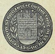 Continet Hoc in Se Nemus et Castrum Strivilinse