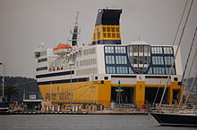 Ferry wiktionnaire - Port toulon corsica ferries ...