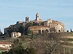 Montedinove - Piazza Del Duca - Włochy