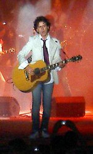 Coti - Coti performing in May 2007