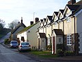Cottages, Piddlehinton - geograph.org.uk - 654854.jpg