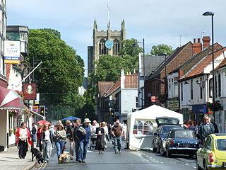 Cottingham, East Riding of Yorkshire village and civil parish in the East Riding of Yorkshire, England