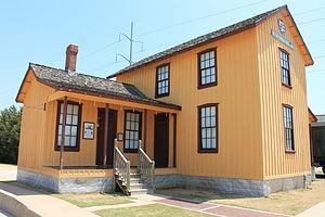 Cotton Belt Railroad Industrial Historic District - Image: Cotton Belt Railroad Industrial Historic District 4